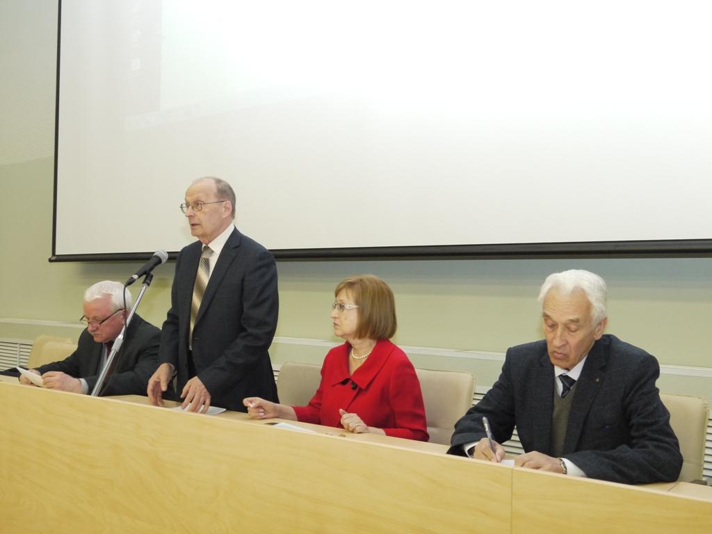 6-7 апреля прошла XVI Международная научно-практическая конференция «Логистика: современные тенденции развития»