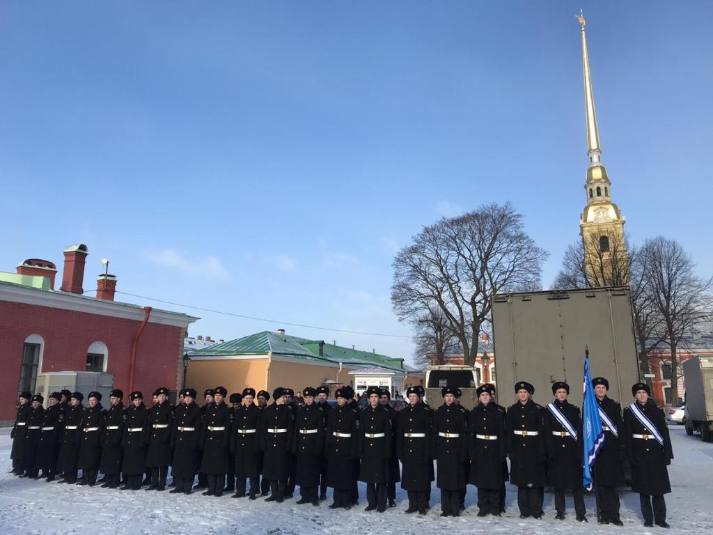 Участие университета в мероприятии, посвящённом юбилею ассоциации «Морское наследие»