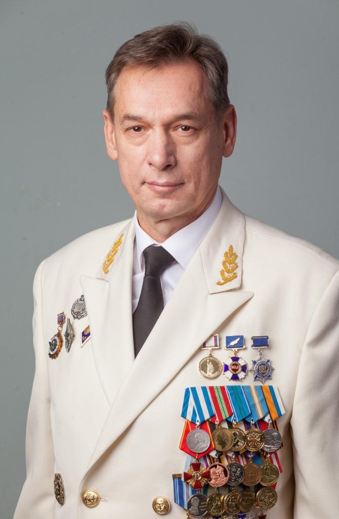 Полномочия ректора ГУМРФ Сергея Барышникова продлены на 5 лет