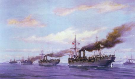 Крейсер «Адмирал Макаров»: действия на Балтийском море в преддверии Первой мировой войны