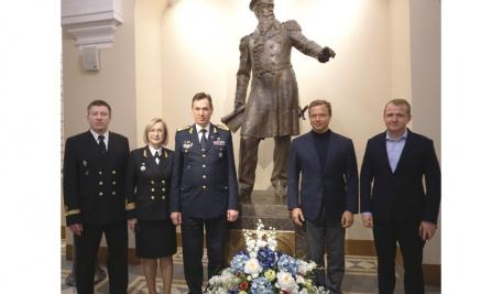 Рабочий визит заместителя мэра Москвы в Правительстве Москвы в ГУМРФ
